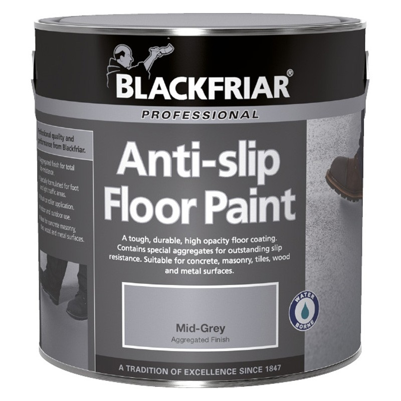 Blackfriar Professional Anti Slip Floor Paint Durable