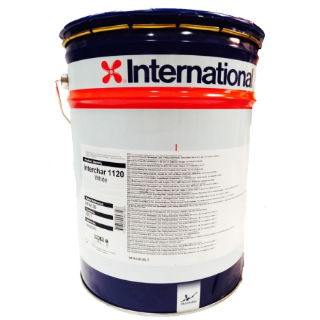 International Interchar 1120 Rawlins Paints