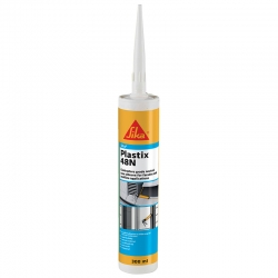 Sika Plastix 48N Contractors Grade Silicone Sealant