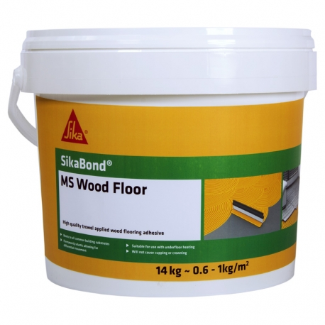 SikaBond MS Wood Floor