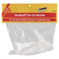SikaBond Pre-Cut Nozzles