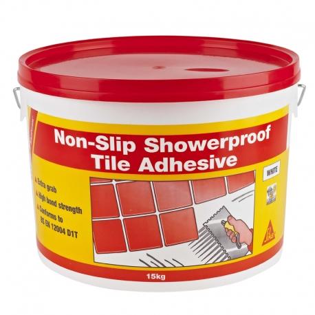 SikaCeram Non-Slip Showerproof Tile Adhesive