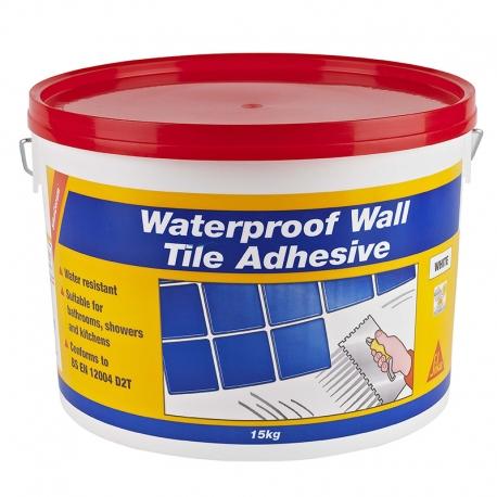 SikaCeram Waterproof Wall Tile Adhesive
