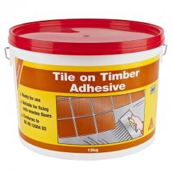 SikaCeram Tile on Timber Adhesive