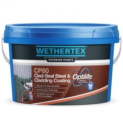 Wethertex CP80 Clad-Seal Steel & Cladding Coating