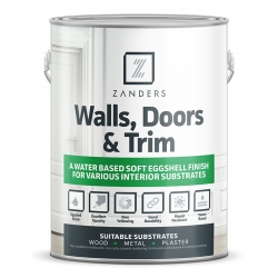 Zanders Walls, Doors & Trim