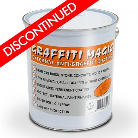 Graffiti Magic - Clear Anti-Graffiti Coating