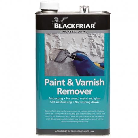 Blackfriar Professional Paint & Varnish Remover