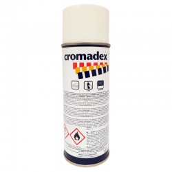 Cromadex 222 One Pack Fast Air Drying Alkyd Topcoat Aerosol