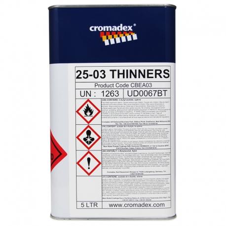 Cromadex 25-03 Thinner