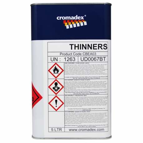Cromadex 05-44 Low Odour Brushing Thinner
