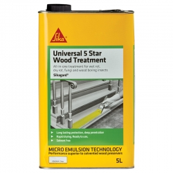 Sikagard Universal 5 Star Wood Treatment