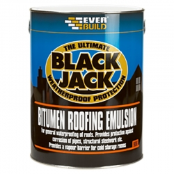 Everbuild 906 Bitumen Roofing Emulsion