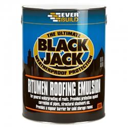 Everbuild 906 Bitumen Roofing Emulsion