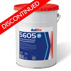 Nullifire S605 Solvent-Based Intumescent Coating