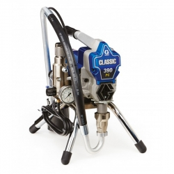 Graco 390 Airless Spray Machine