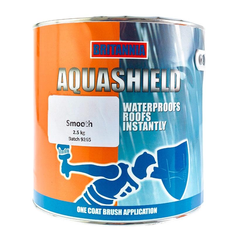 Britannia Aquashield Smooth Waterproof Roof Coat