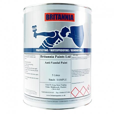 Britannia Anti-Vandal Paint