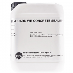 Nu-Guard WB Concrete Sealer