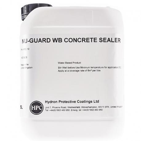 Nu-Guard WB Concrete Sealer