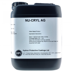 NU-CRYL AG Anti Graffiti Coating for External Walls