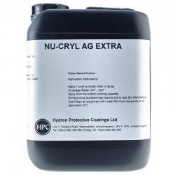 NU-CRYL AG Extra  Anti Graffiti Coating for External Walls, GRC and Stone