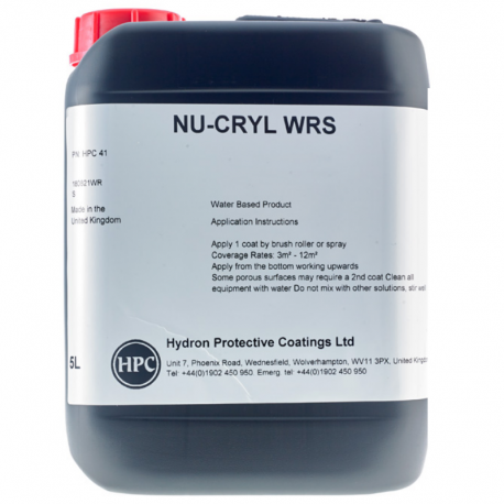 Nu-Cryl WRS Water Repellent Masonry and Stone Sealer