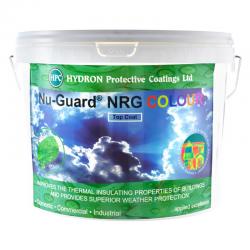 Nu-Guard NRG Colour Topcoat Energy Saving Coating