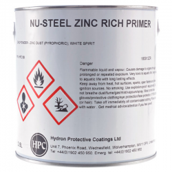 Nu-Steel Zinc Rich Primer