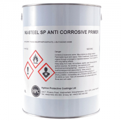 Nu-Steel SP Anti-Corrosive Primer/Undercoat