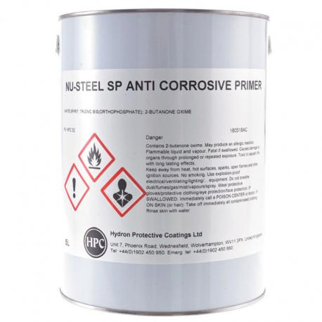 Nu-Steel SP Anti-Corrosive Primer/Undercoat