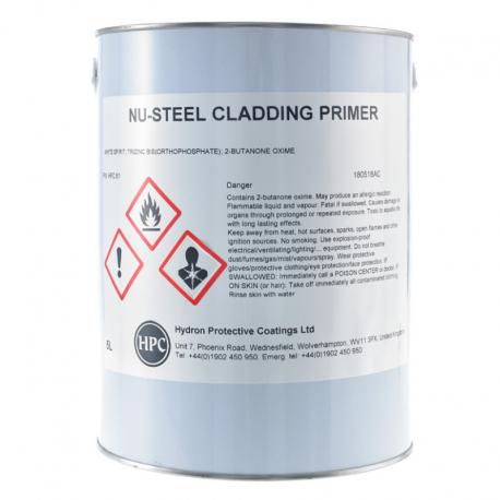 Nu-Steel Cladding Primer