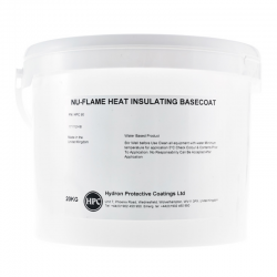 Nu-Flame Heat Insulating Basecoat