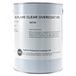 Nu-Flame Clear Overcoat