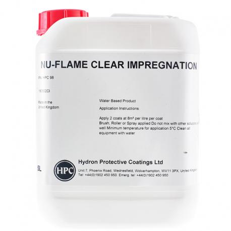 Nu-Flame Clear Impregnation