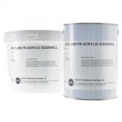 Nu-Flame FR Acrylic Eggshell