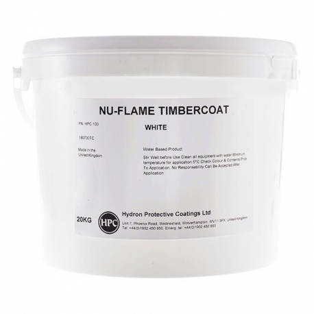 Nu-Flame Timbercoat (Intumescent)