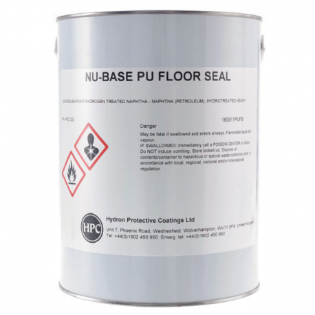 Nu-Base PU Floor Seal