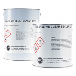 Nu-Base WB Clear Sealer