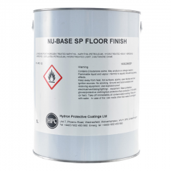 Nu-Base SP Floor Finish