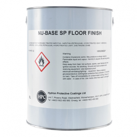 Nu-Base SP Floor Finish