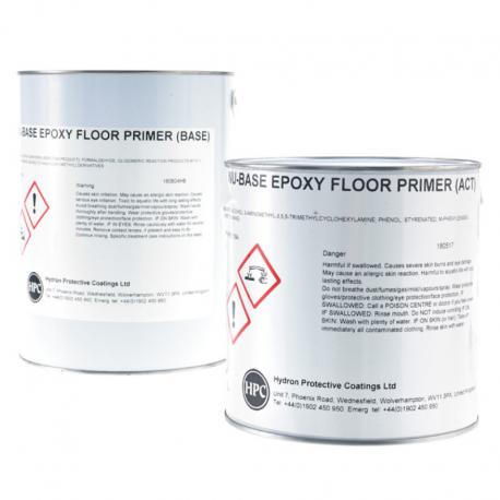 Nu-Base Epoxy Floor Primer