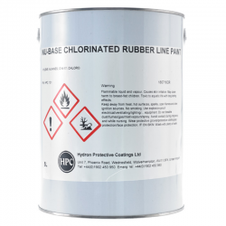 Nu-Base Chlorinated Rubber Line Paint