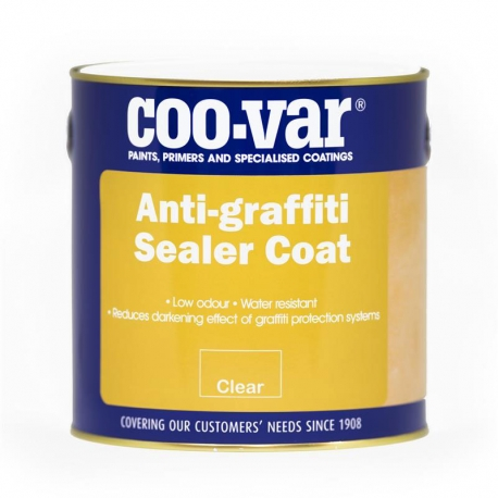 Coo-Var Single Pack Anti Graffiti Coating Sealer Coat