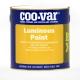 Coo-Var Luminous Paint Clear Protective Coat