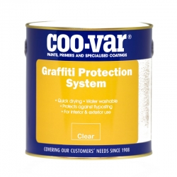 Coo-Var Clear Anti Graffiti Coating