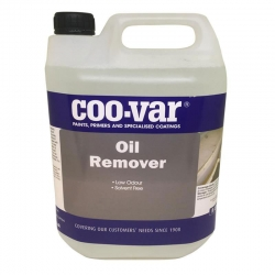 Coo-Var Oil Remover