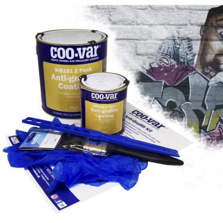 Coo-Var Anti Graffiti Kit