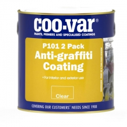 Coo-Var 2 Pack S/B Anti Graffiti Coating