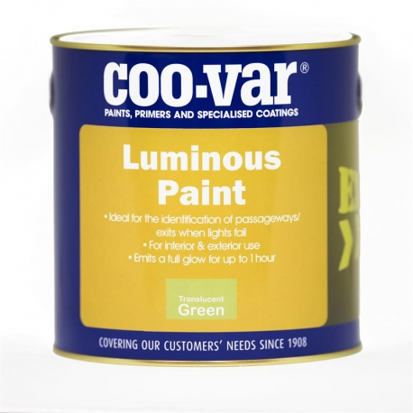 Coo-Var Luminous Paint